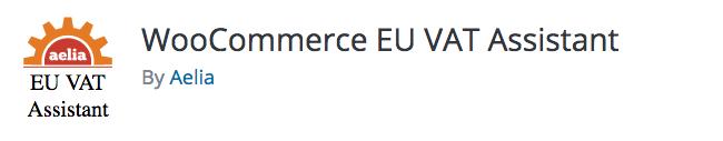 Best Free & Premium WooCommerce plugins - WooCommerce EU VAT Assistant