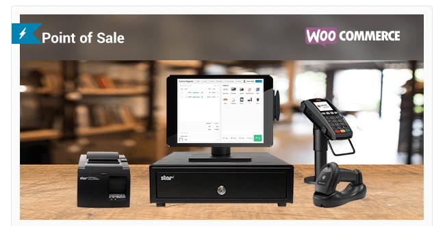 Best Free & Premium WooCommerce plugins - WooCommerce POS