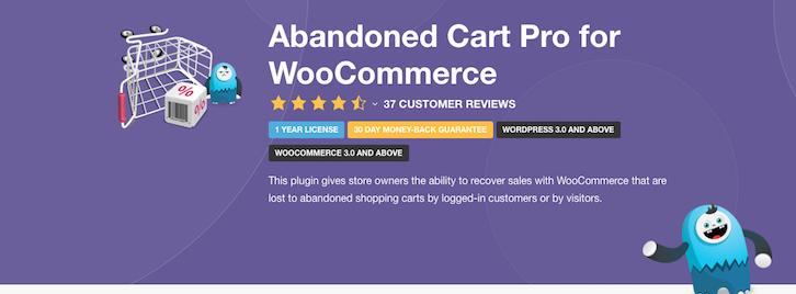 Abandoned Cart Pro