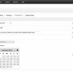 Calendar Appearance